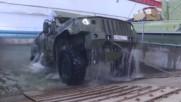 Ето какво правят руснаците с Камз 4386, преди да го дадат на армията