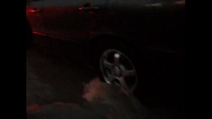 След този дъжд Мола в Плевен беше наводнен!!!!