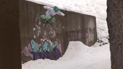 Български сноуборд филм Cozmos 2010