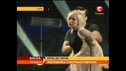 Новости около Танци със звезди 01.04.2011