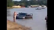 Внимавайте със скоростите когато сте на плажа