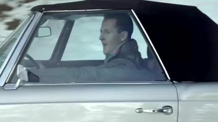 Неделен шофьор - Mercedes Benz