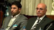 Switzerland: Syrian oppositon delegation meets with UN envoy de Mistura