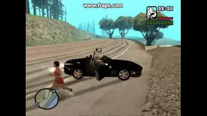 Grand Theft Auto Dirty Mod