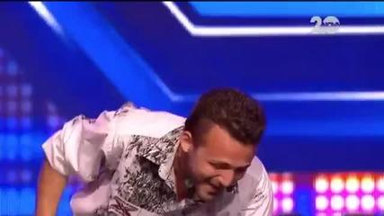Милен Кръстев - X Factor Bulgaria2014
