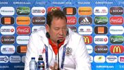 France: Russia's head coach Slutski resigns after 3-0 defeat forces exit from Euro 2016