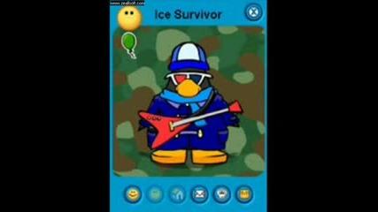 Club Penguin Famous Penguins - Season 1