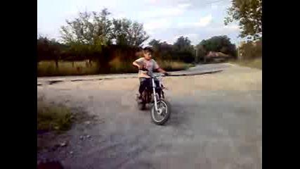 Ivan s cross 125cc