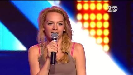 Лилия Андреева - X Factor (18.09.2014)