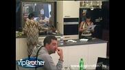 Vip Brother 3 Голямото Плюскане С Преслава И Софи 2 - ра Част 4.05.09