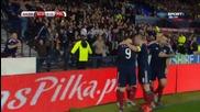 Шотландия 2 - 2 Полша ( Квалификация за Европейско първенство 2016 ) ( 08/10/2015 )
