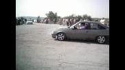 Opel Kadett GSI - Въртене На Ръчна