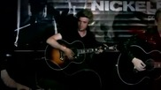 Nickelback - Lullaby Live Acoustic Hd