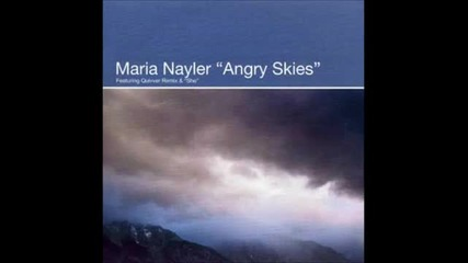 Maria Nayler - Angry Skies (club Radio Edit)
