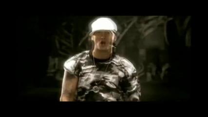 [гениално Music Video!] Единственото соло ! Eminem feat. Pink - Won't Back Down [solo]