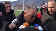 Димитър Пенев: На това студено време трябва да се харесаме взаимно