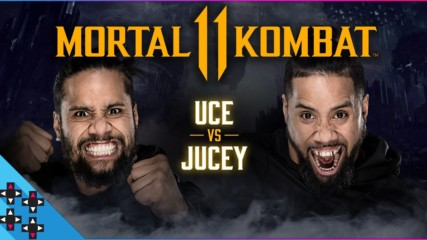 JEY USO vs. JIMMY USO – Mortal Kombat 11 Showdown
