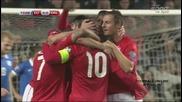 Естония 0 - 1 Англия ( квалификация за Европейско първенство 2016 ) ( 12.10.2014 )