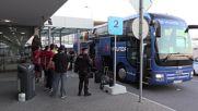Russia: Bronze medal winners Belgium set to depart from St Petersburg