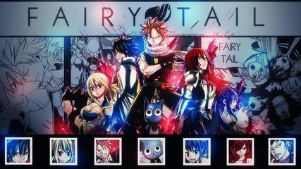 Fairy tail ending 19