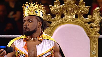 The triumphant Coronation of King Woods: SmackDown, Oct. 22, 2021