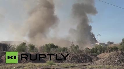 Йемен:Саудитски самолети атакуваха склад за оръжия в Сана