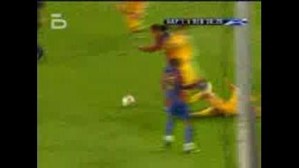 Barcelona - Levski Half 1