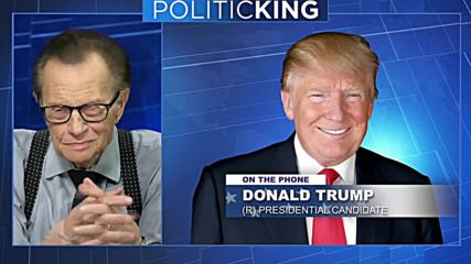 USA: Did Trump just put down on Larry King over his 'gut-feelings' on Mexicans?