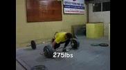 Тренировка По Вдигане Тежести