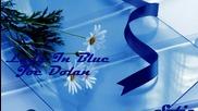 Дамата в синьо