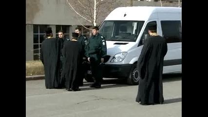 Гранична полиция вече има мобилни системи за откриване на радиоактивни вещества