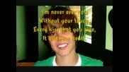 Justin Bieber - Common Denominator + Lyrics