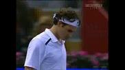Federer Vs. Gonzalez (madrid 2006)