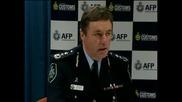 Четири тона екстази заловени в Австралия