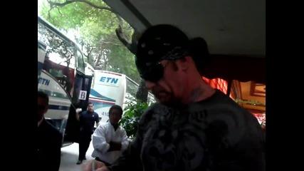 Undertaker en Mexico