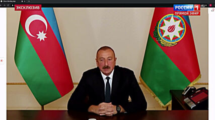 Azerbaijan: Turkey is not side in Nagorno-Karabakh conflict – Azerbaijani President Aliyev