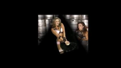 Лейла и Мария по бельо