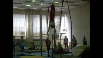 Марков - Цска - Гимнастика