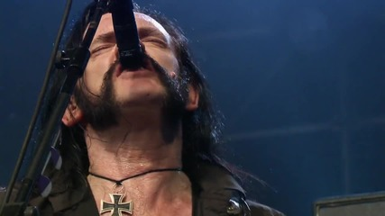 Motorhead - 17. Iron Fist (live)