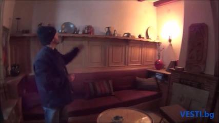 В дома на Димитър Талев