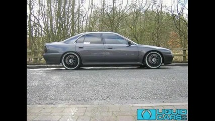 Rover 600 tuning