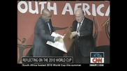 ФИФА даде 100 милиона долара на ЮАР