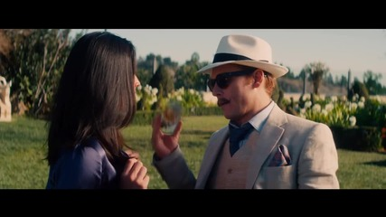 Mortdecai - Official Teaser Traile