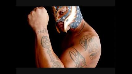 Rey Mysterio Tattoo