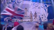 Евровизия 2012 - Кипър | Ivi Adamou - La La Love [първи полуфинал]
