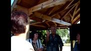 pensionerski klub detelina leskovec na gosti v xurlec