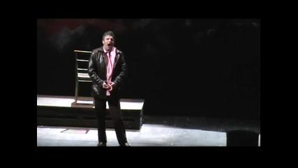 Kostadin Andreev ; Ch`ella mi creda;la fanciulla del west, Puccini