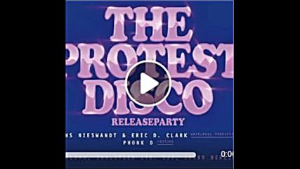 2019-07-12 Live At The Protest Disco Releaseparty Hans Nieswandt Phonk D Part 2