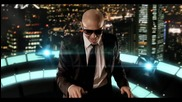 Pitbull Featuring Chris Brown - International Love (официално Видео)