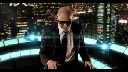 Pitbull Featuring Chris Brown - International Love (официално Видео)